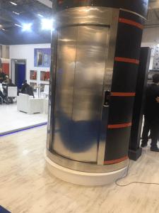 آسانسور تمام گرد