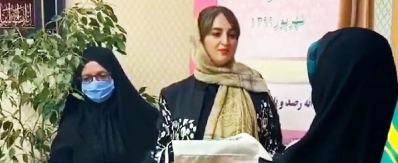 انتخاب خانم مهناز فخر موسوی، مدیرعامل هیرو آسانسور، به عنوان کارآفرین برتر