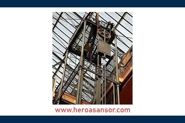 آسانسورهای ضد انفجار - هیرو آسانسور