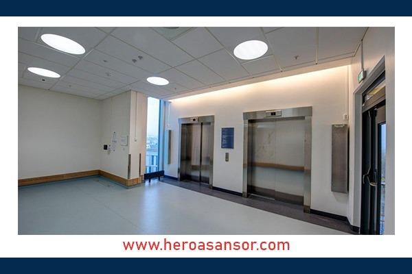 آسانسور بیمار بر - هیرو آسانسور