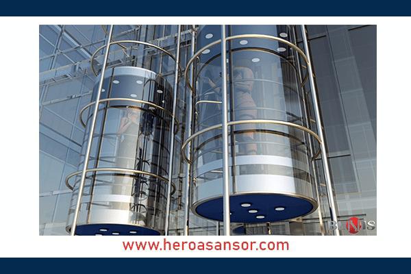 آسانسور-کششی-هیروآسانسور