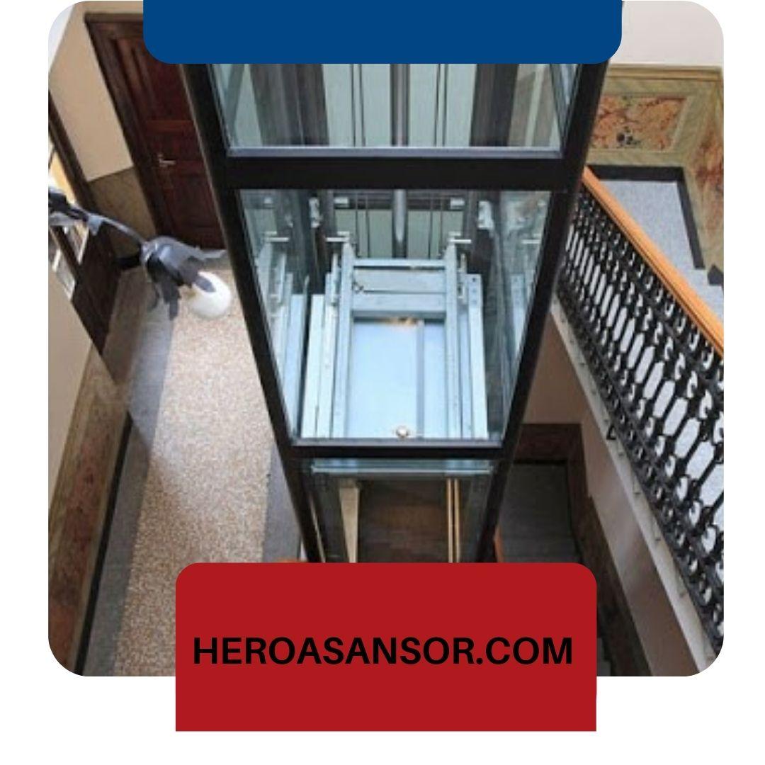 کابین آسانسور-هیرو آسانسور